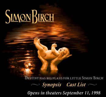 simon birch book